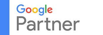 Google Partner Badge - Shake Digital, Edinburgh